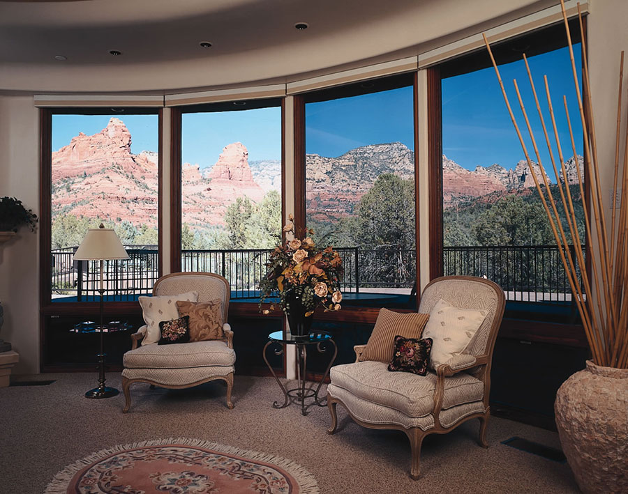Residential Window Tinting: See The Difference