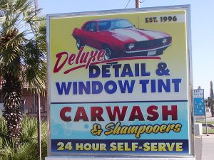 Deluxe Car Detailing & Window Tinting