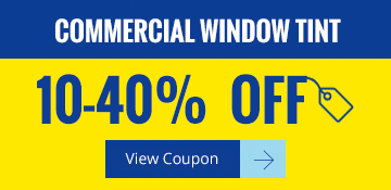 Business Window Tinting Coupon