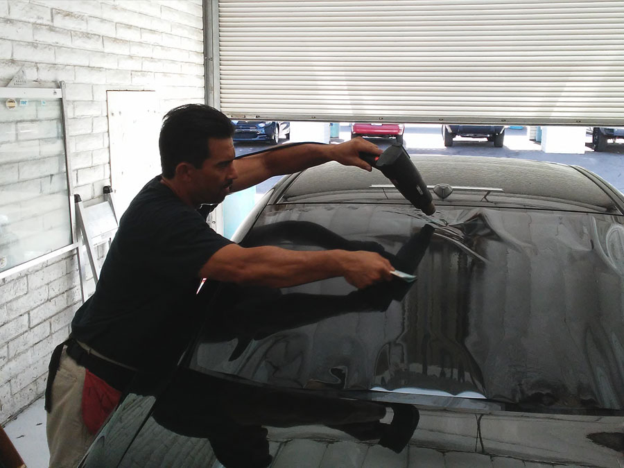 P Auto Window Tinting App Deluxe Detail And Window Tint